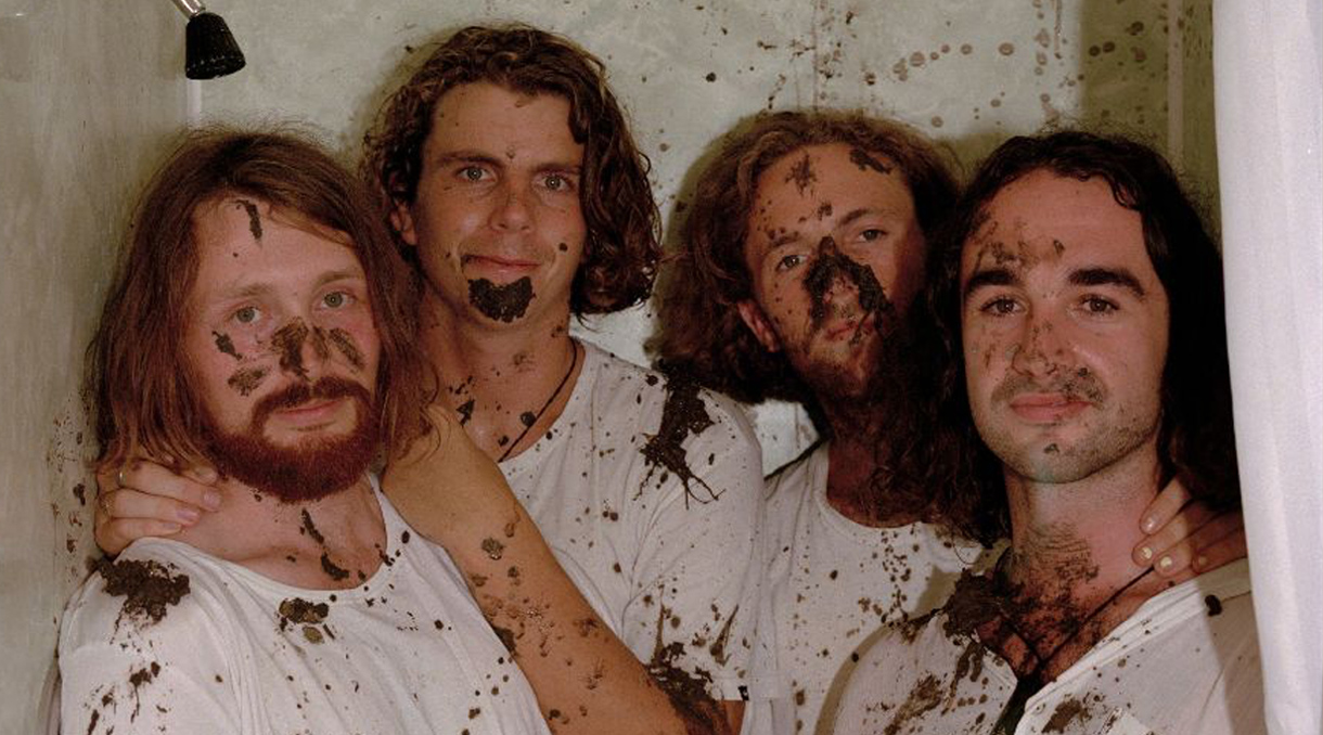 Interview: Soaked Oats Talk About Their 'Sludge Pop' EP + Release Tour