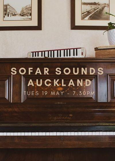 Sofar Sounds Auckland w/ Lisa Crawley, Dan Sharp