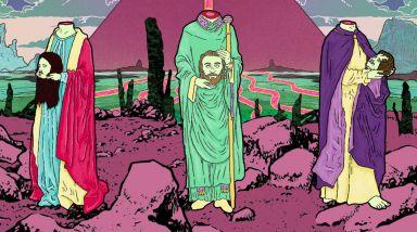 Listen To The Spectre Collective's Debut Album 'Paleofuture'