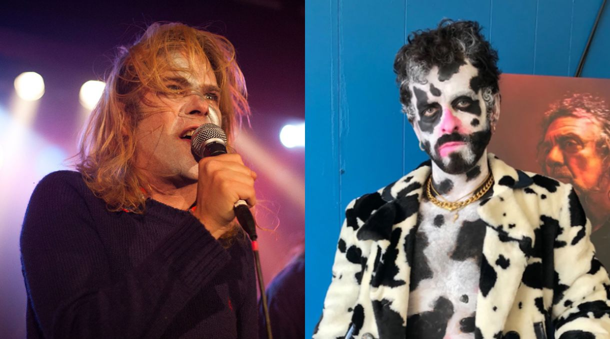 SSION + Ariel Pink Drop Dazed Tune 'At Least The Sky Is Blue'