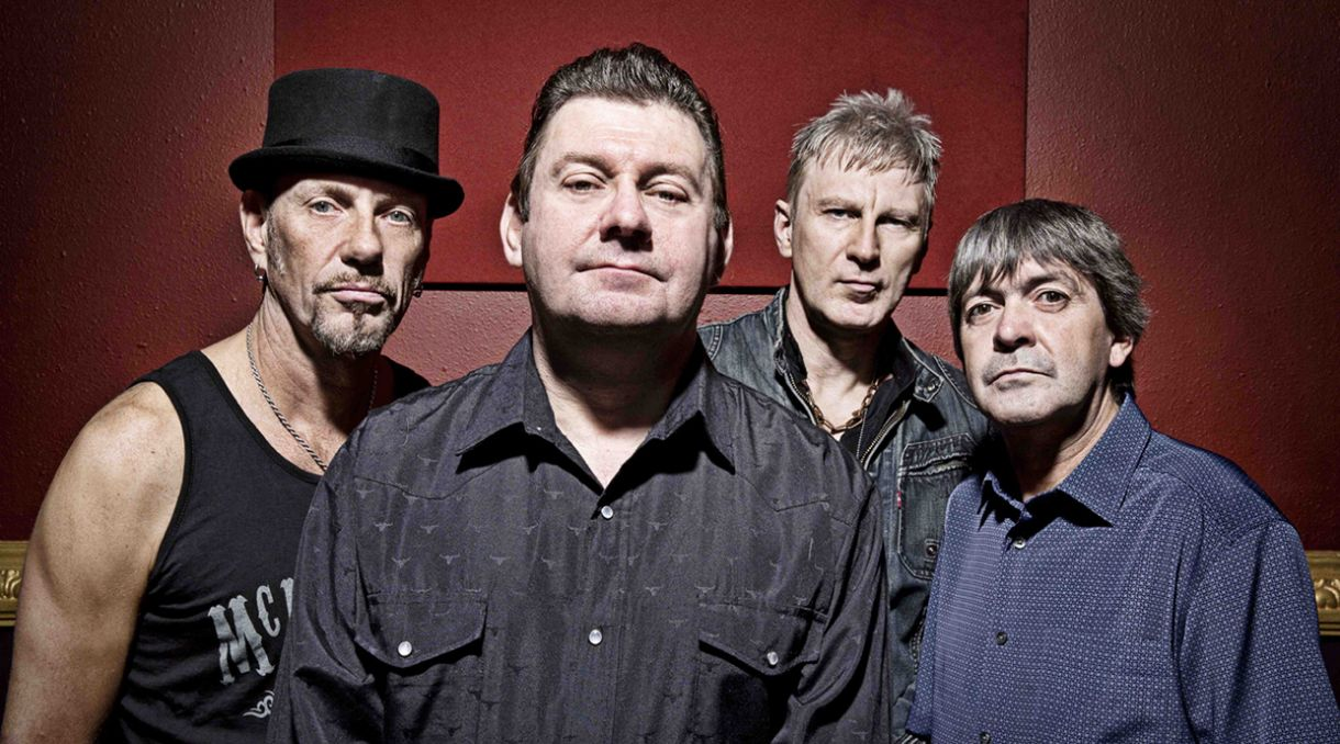 Stiff Little Fingers Returning To New Zealand In February