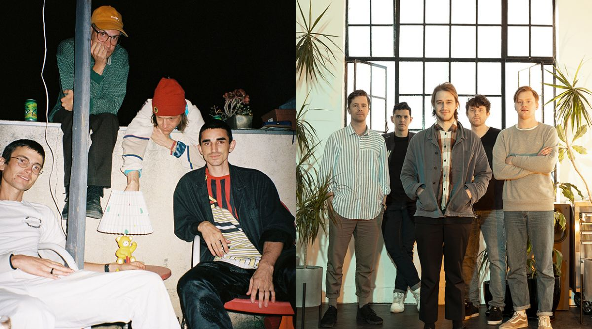 US and NZ groups headline star-studded bills in Auckland and Wellington.