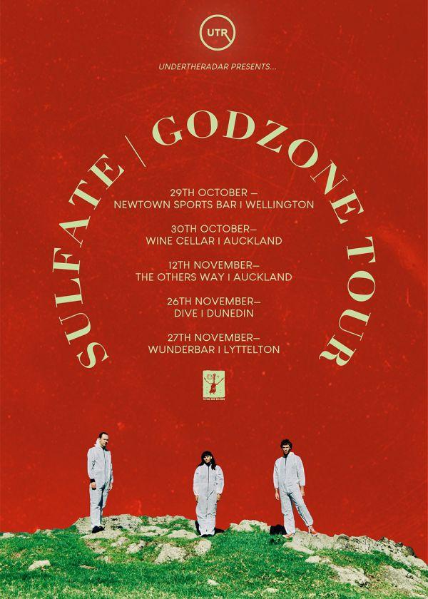 Sulfate | Godzone Tour