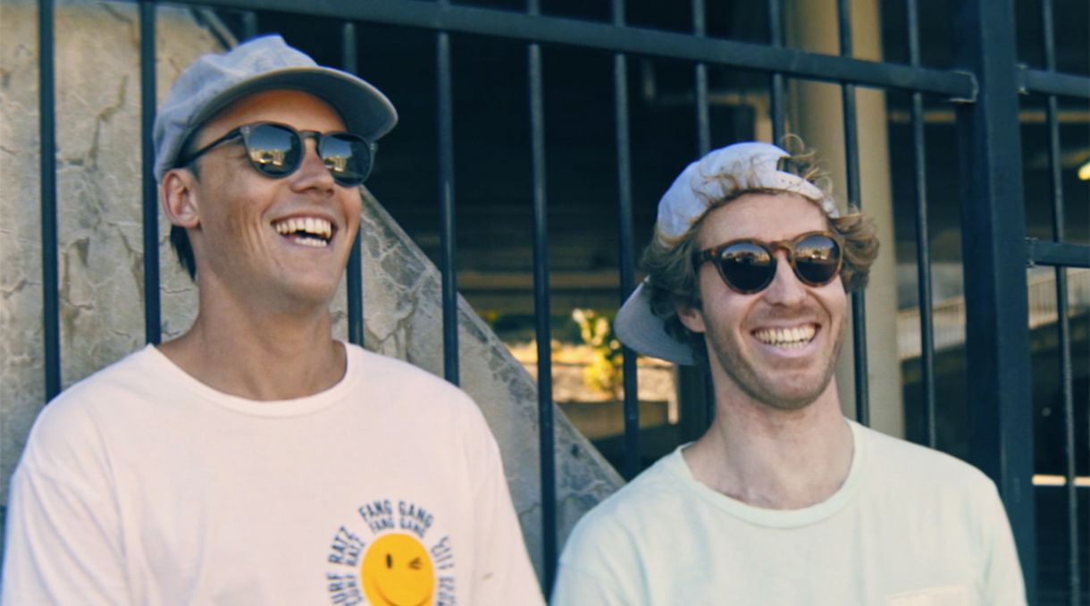 Surf Friends Roll Out Single 'New Wheels' + Video