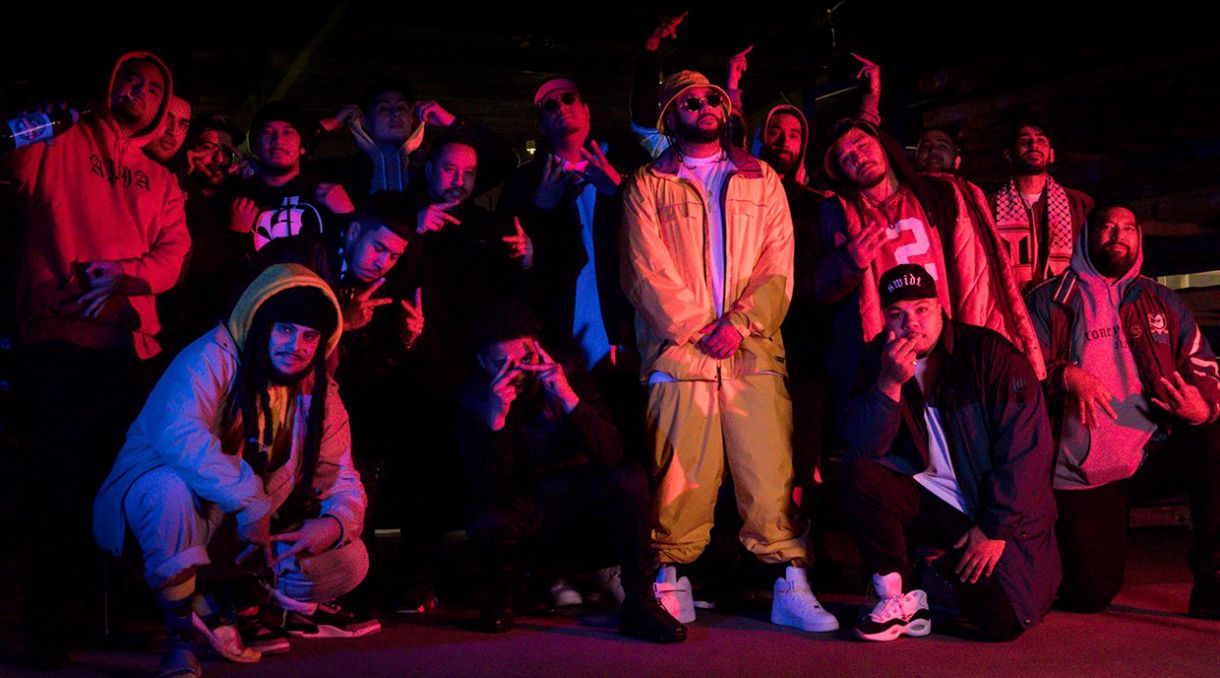 SWIDT Drop Video 'Off The Top' Ft. Diggy Dupe, MELODOWNZ, JessB, Rizvan
