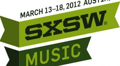 SXSW 2012 First Line Up Announcement