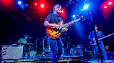 Live Photos + Review: Teenage Fanclub – The Powerstation, Auckland