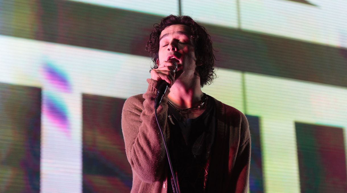 Live Photos + Review: The 1975 - Spark Arena, Auckland