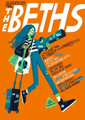 The Beths - Homecoming Tour
