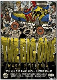 Richter City Roller Derby: The Big One
