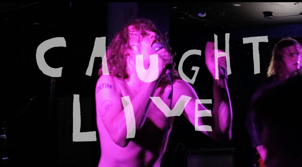 UTR Caught Live: The Cavemen Bust Out 'Don't Know Why'