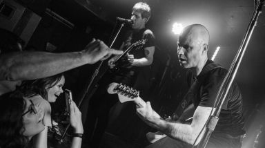 Live Photos: The D4, Echo Ohs, Miss June - Kings Arms Tavern, Auckland
