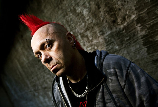 The Exploited CANCELLED