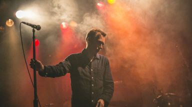 Live Review + Photos: The Jesus And Mary Chain - The Powerstation, Auckland