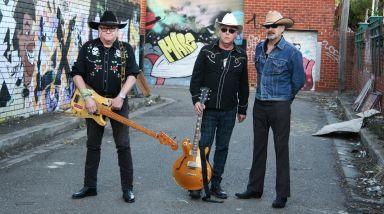 Australian Cowpunks The Johnnys Announce New Zealand Tour