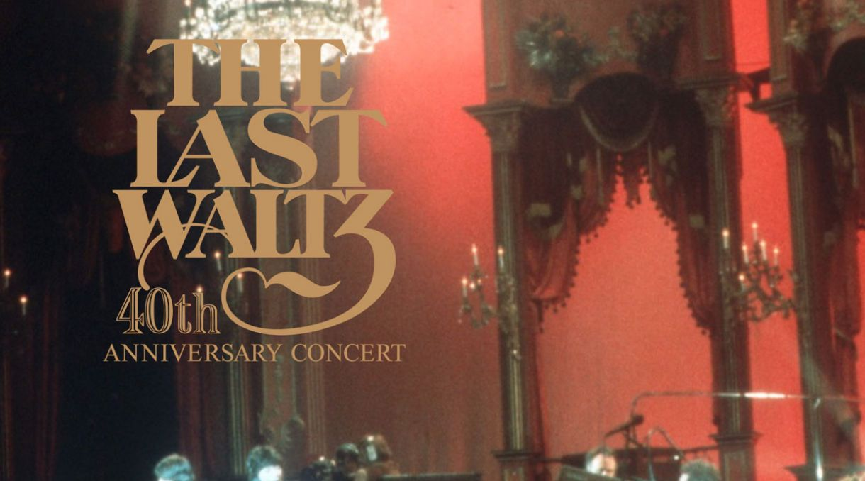 The Last Waltz 40th Anniversary Shows Lined Up For November