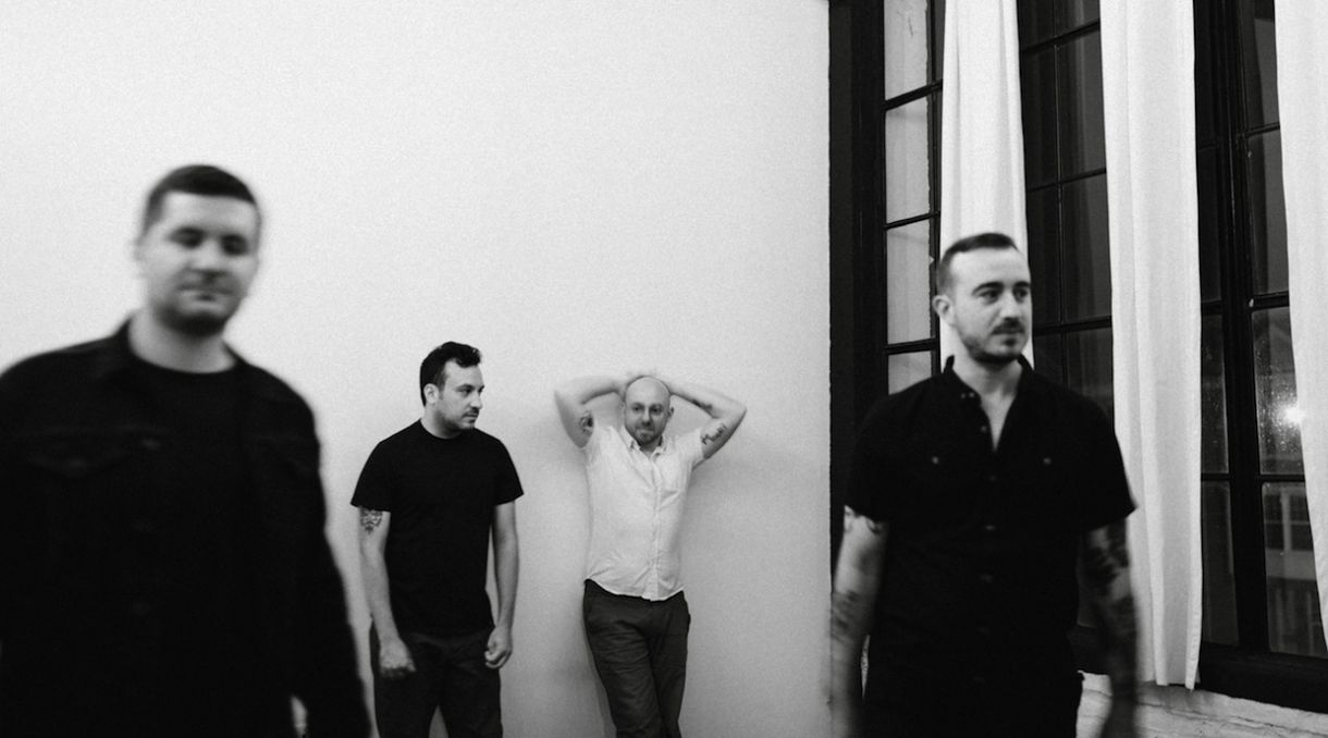 The Menzingers Debut New Zealand Shows Announced