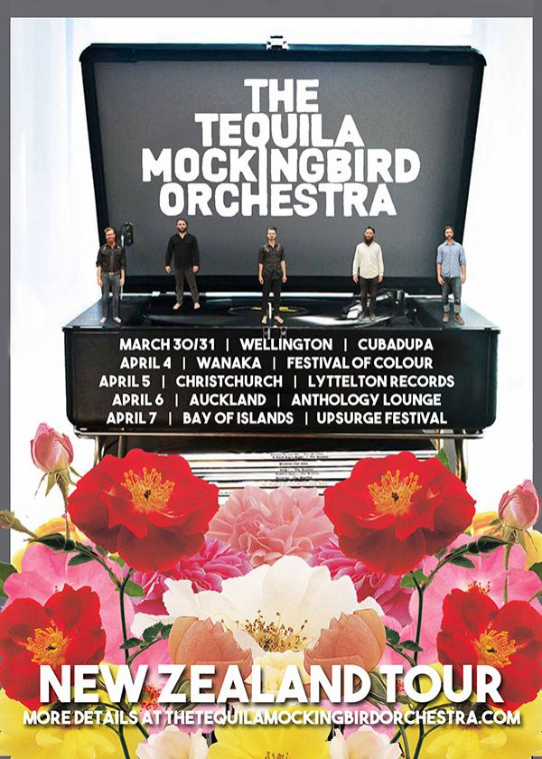 The Tequila Mockingbird Orchestra