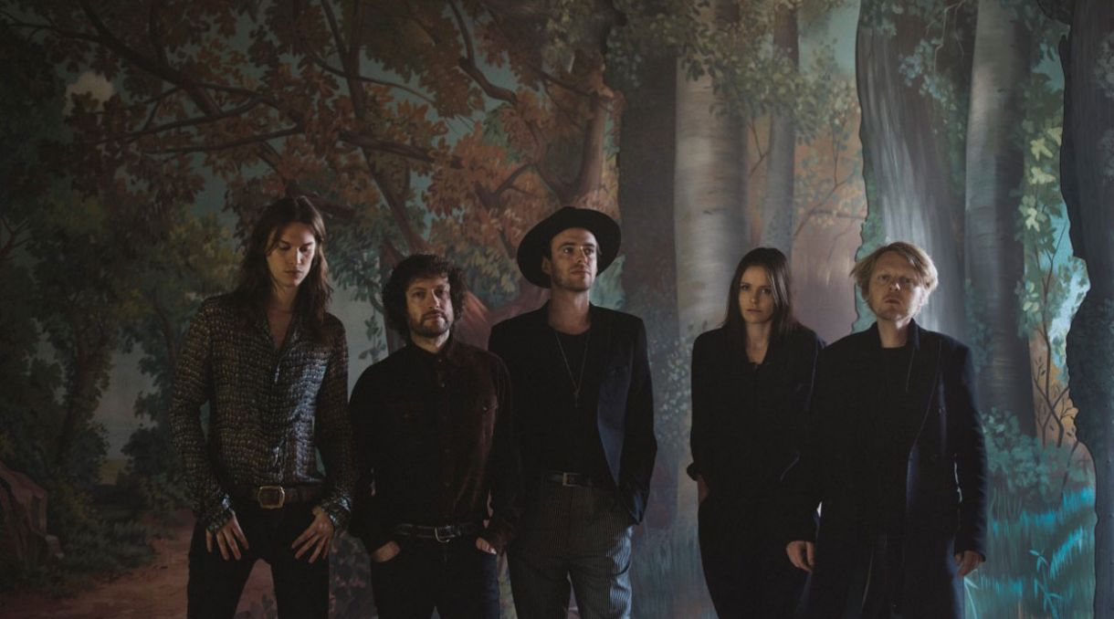 Stream The Veils' New Record 'Total Depravity' (UTR Preview)