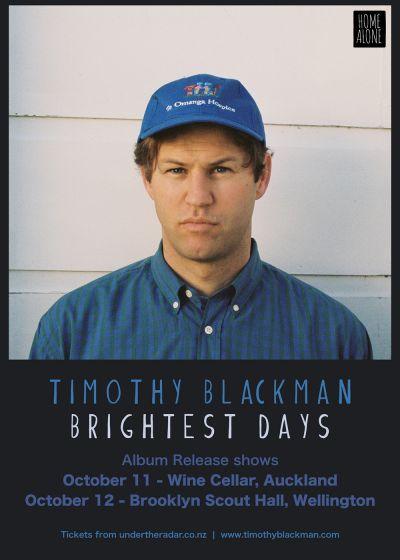 Timothy Blackman