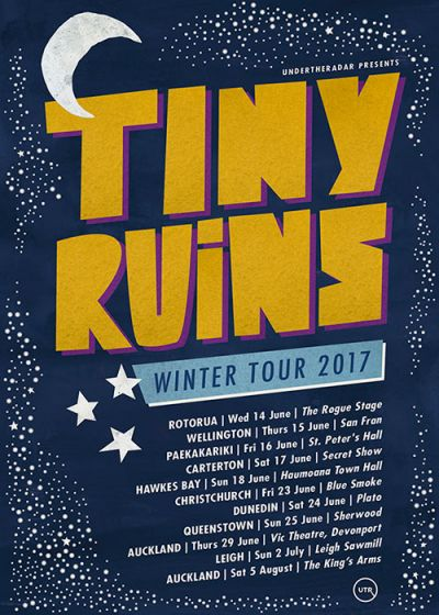 Tiny Ruins - Winter Tour 2017