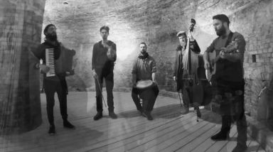 Caught Live: The Tequila Mockingbird Orchestra Play 'I Got Time'