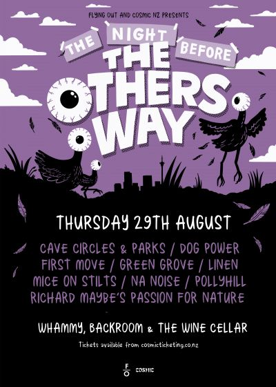 The Night Before The Others Way: Cave Circles, Dog Power & More