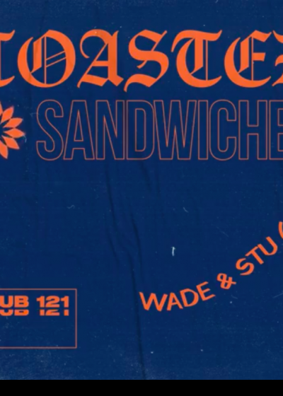 Toasted Sandwhiches: DJ Coda, Wade and Stu