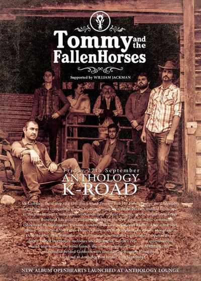 Tommy and the Fallen Horses