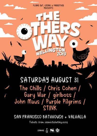 The Others Way Wellington 2019