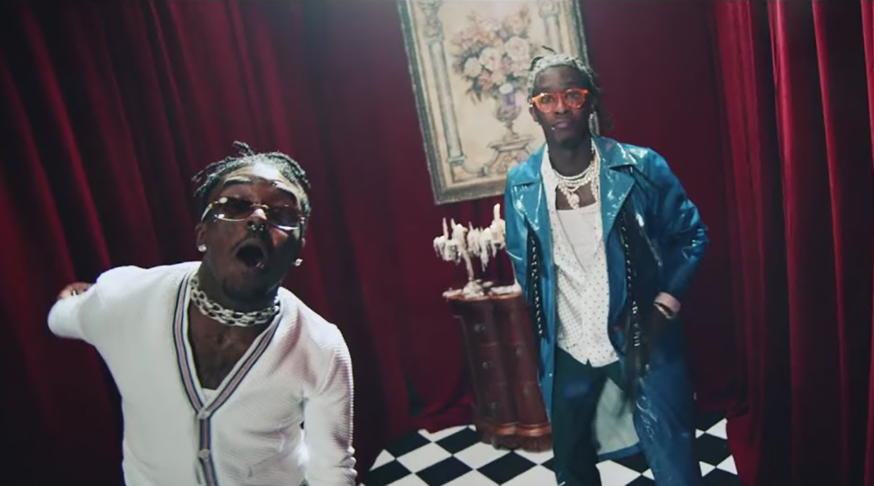 Watch Young Thug Lil Uzi Vert S Twin Peaks Inspired Video