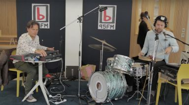 Caught Live: Julien Dyne & Jonathan Crayford Play At 95bFM's Drive Island