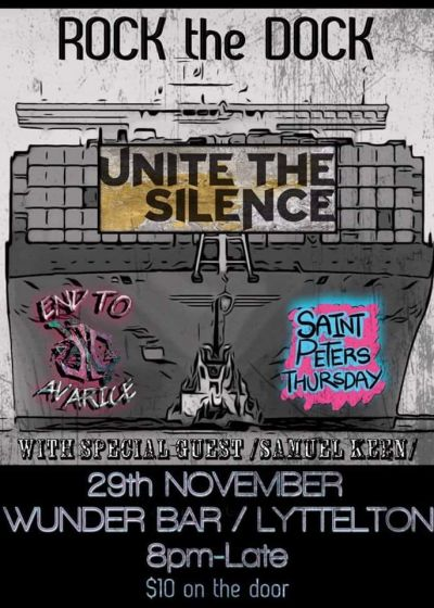 Unite The Silence