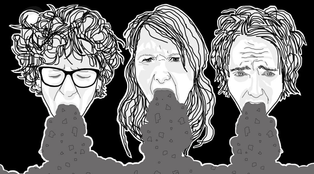 Caught Live: Unsanitary Napkin At Dunedin's Radio One - Music News