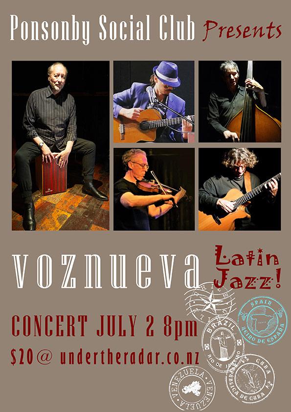 Voznueva (Latin Jazz)