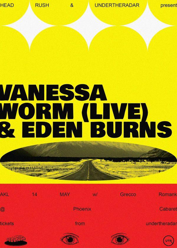 Vanessa Worm & Eden Burns