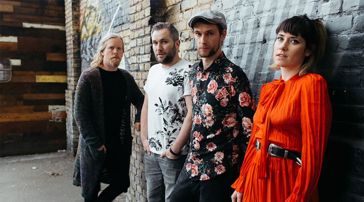 Interview: Walking On Cars Debut New Zealand Shows
