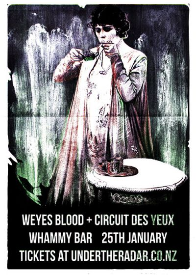 Weyes Blood and Circuit Des Yeux