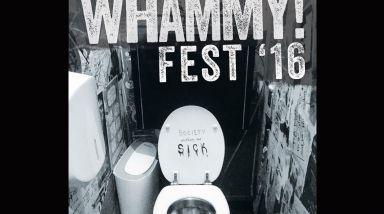 WhammyFest '16 Full Line-Up Revealed