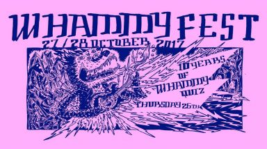 Whammyfest 2017 Lineup Announced
