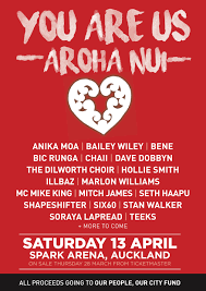 You are us (Aroha Nui)