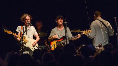 Live Photos: Yukon Era, The Beths, Ha The Unclear - Galatos, Auckland