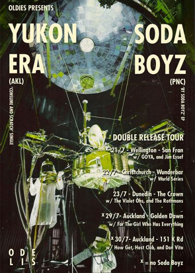 Yukon Era and Soda Boyz Tour