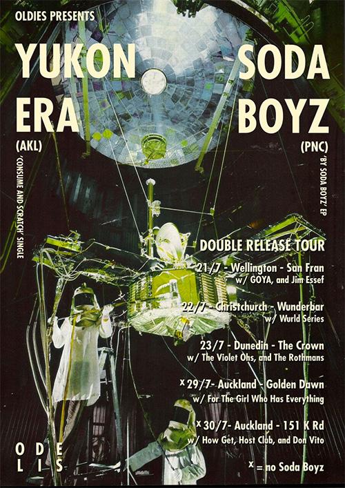 Yukon Era and Soda Boyz Tour