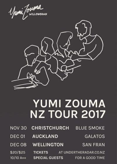 Yumi Zouma - Willowbank Tour