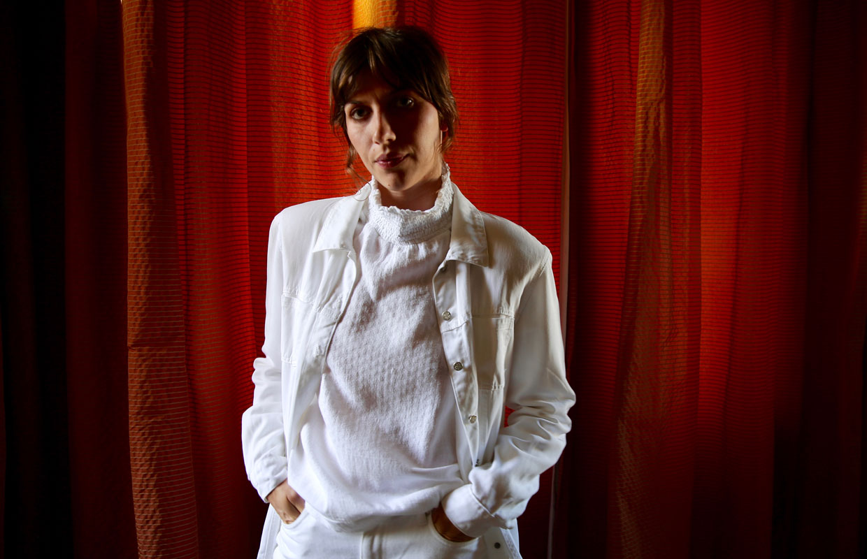 If Aldous Harding's debut album was her introduction – a musical germination – then Party is her blossoming. It's a glorious shift from sombre introspection to expansive exultation, an artist having the tools and confidence to fully realise her thoughts... <span class='readMoreLink'><a href='/news/12634/Album-Review-Aldous-Harding---Party--Album-Stream.utr'>&mdash;more</a></span>