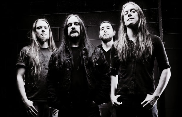 Few bands could ever hope to disappear from the metal scene for a dozen or so years and then return as powerful and relevant as they ever were. But that�s exactly what UK extreme metal pioneers Carcass did in 2007, when the band was brought back to life... <span class='readMoreLink'><a href='/news/9568/Interview-Carcass.utr'>&mdash;more</a></span>