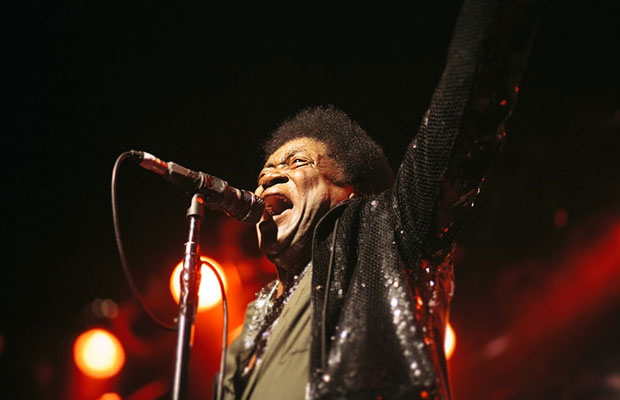 Charles Bradley was in Auckland last night pouring his heart, soul and sweat into a spellbinding performance at The Powerstation. The 66-year-old Daptone Records signee was in the country for one special sideshow with his backing band The... <a href='/news/9500/Live-Photos-Charles-Bradley-And-His-Extraordinaires---The-Powerstation-Auckland.utr'>more</a>