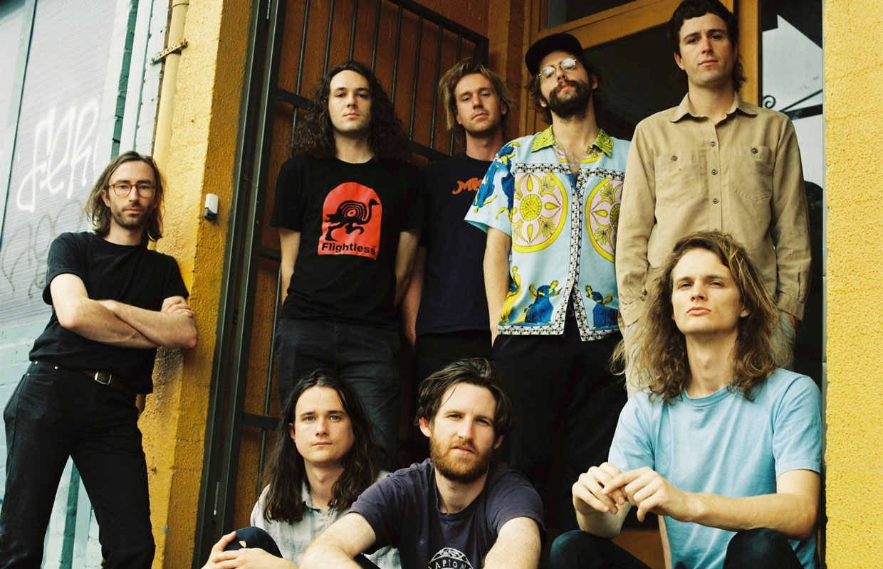 King Gizzard and The Lizard Wizard, Mild High Club + La Luz