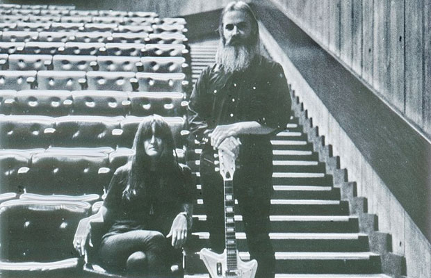 Portland-based pair Moon Duo have been circumnavigating the globe for a good chunk of the year in the wake of releasing their fantastic third album Shadows On The Sun, and next week their travels will bring them to New Zealand for two shows, along with... <span class='readMoreLink'><a href='/news/10458/Interview-Moon-Duo.utr'>&mdash;more</a></span>